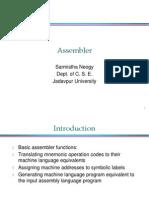 SysProg Assembler