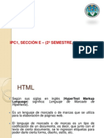Clase 1 HTML