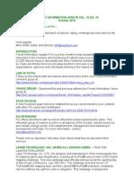 Forest Information Update Vol 13 No 10