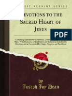 Devotions to the Sacred Heart of Jesus by Joseph Dean