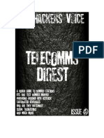 THV Telecomms Digest Issue#1