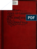 Jesus of Nazareth _ the Story of His Lif - Mary Loyola, Mother, 1845-1930