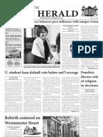 October 24, 2012 Issue