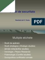 Studii de Securitate