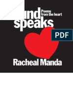 The Mind Speaks -Poems From the Heart