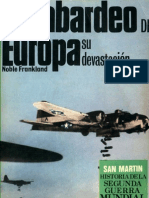 Frankland Noble - Bombardeo de Europa - Su Devastacion