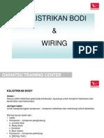 12.B. Kelistrikan Bodi & Wiring