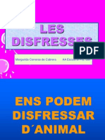 Disfresses (Carnestoltes)