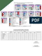 Kalender Pendidikan Tk Pgri Puspa Ligar 2012-2013