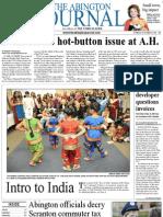 The Abington Journal 10-24-2012