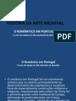 TRABALHO Sobre Arte Medieval