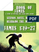 James Series Sermon Notes Wk 2 Sun Aug 19 2012