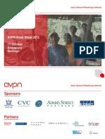 AVPN Singapore Seminar Presentation