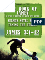 James Series Sermon Notes Wk 5 Sun Sept 9 2012