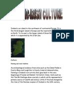 Ireland-irish Culture - Vasilopoulos Nikolas