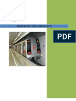 A Project Report on DMRC