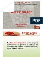 Sweet Grape -Tomate Uva