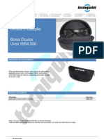 Bolsa Óculos 9954