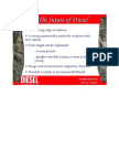 Diesel -Management Ppt