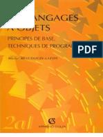 Beaudouin-Lafon Les Langages à Objets (Armand Colin)