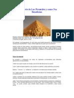 El Poder Oculto de Las Piramides y Como Nos Benefician