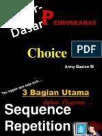 Materi DDP 4 - Choice