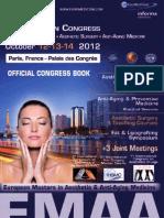 Official Program EMAA IHSMC Paris 2012