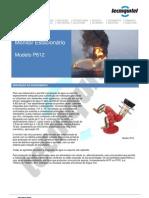 Monitor Estacionário P612