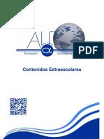 EXTRAESCOLARES. PROGRAMACIONES DE INFORMÁTICA, INGLÉS Y TÉCNICAS DE ESTUDIO.