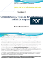 Capitulo 8 Tipologia, Comportamiento, Ecogramas Curso Acustica Submarina UNFV MGT