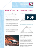 Guide to Attic Trusses