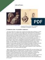 Histoire de La Mode en France Referat Neterminat