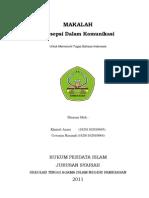 Sampul Makalah Bahasa Indonesia Anam