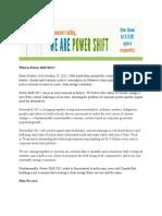 Backgrounder-Powershift2012