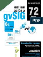 Iniciación a gvSIG