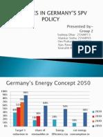 EEG – Germany's Renewable Energy Source Act –