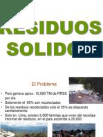 Tratamiento de Residuos Sólidos