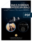 West Point CTC's Al-Qa'ida's Foreign Fighters in Iraq