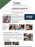 Tarif Roboteducation 2012-13web