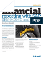 Case Study Continental Ag
