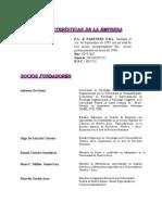 Curriculum PA