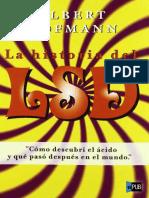 La Historial Del LSD - Albert Hofmann
