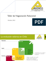 Taller Negociacion Relacional