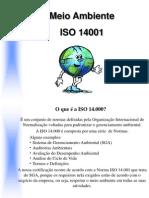 Apresenta--o - Iso 14001 - Sistema de Gest-o Ambiental