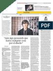 Entrevista a Stefan Sagmeister