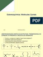 AULA 5 Estereoquímica