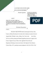 Weinberg Brief