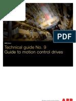 ABB Tech Guide No 9 Motion Control Drives