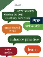 FPA Annual Symposium Woodbury NY