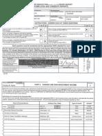 Tim Kaine 2012 Financial Disclosure Report